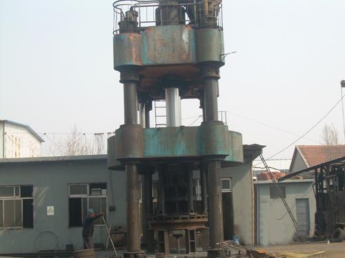 5000噸壓力機